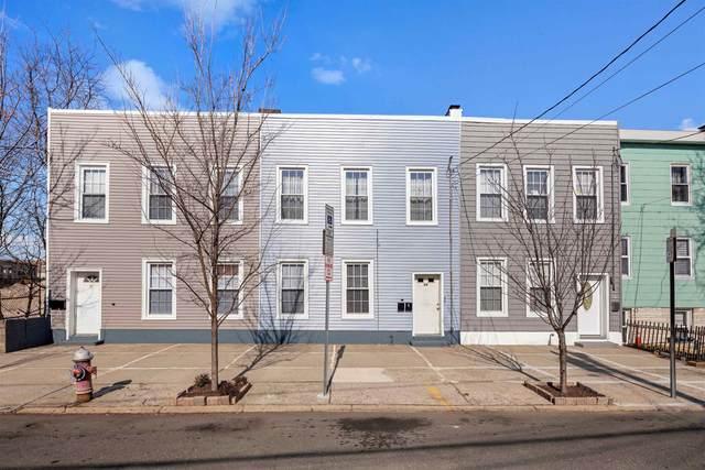 69 Chestnut Ave, Jc, Journal Square, NJ 07306 (MLS #210022033) :: Hudson Dwellings