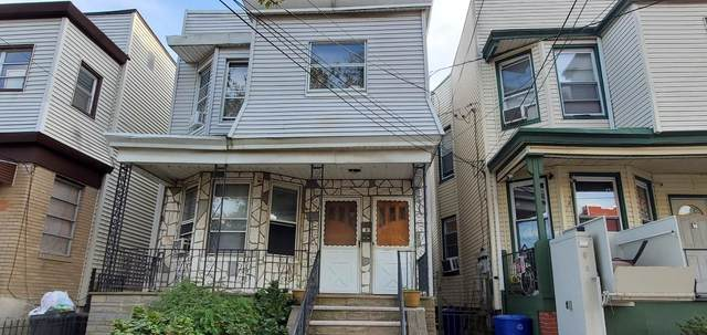 289 Chapel Ave, Jc, Greenville, NJ 07305 (MLS #210022035) :: The Danielle Fleming Real Estate Team
