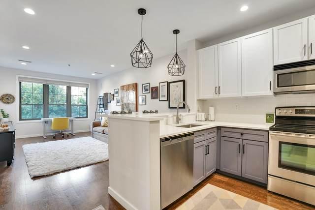 24 Avenue At Port Imperial #214, West New York, NJ 07093 (MLS #210022042) :: Hudson Dwellings