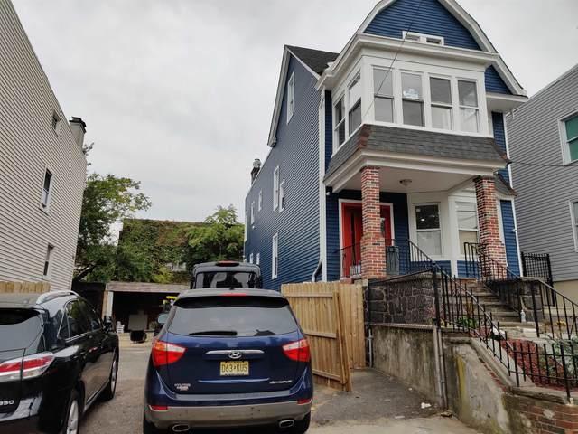 246 Clinton Ave, Jc, West Bergen, NJ 07304 (MLS #210022107) :: The Danielle Fleming Real Estate Team