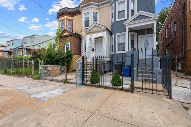 184 1/2 Stegman St, Jc, Greenville, NJ 07305 (MLS #210022112) :: The Danielle Fleming Real Estate Team