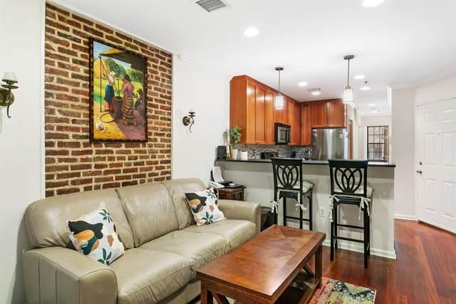 508 Grand St 1R, Hoboken, NJ 07030 (MLS #210022126) :: The Danielle Fleming Real Estate Team