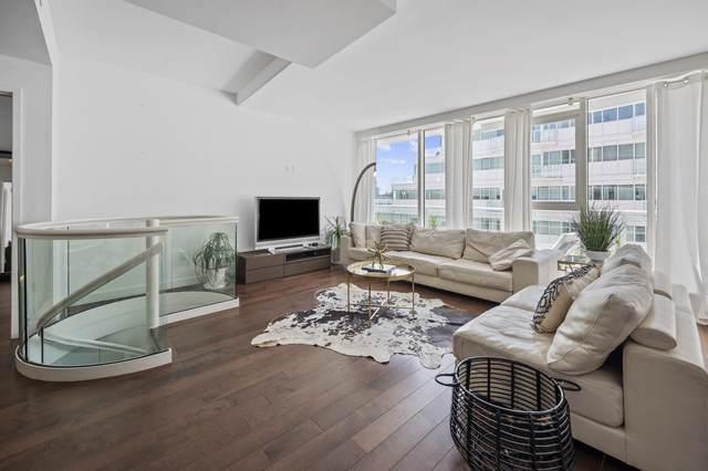 800 Avenue At Port Imperial #807, Weehawken, NJ 07086 (MLS #210022129) :: Hudson Dwellings