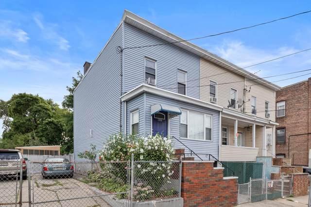 168 Cator Ave, Jc, Greenville, NJ 07305 (MLS #210022177) :: The Danielle Fleming Real Estate Team