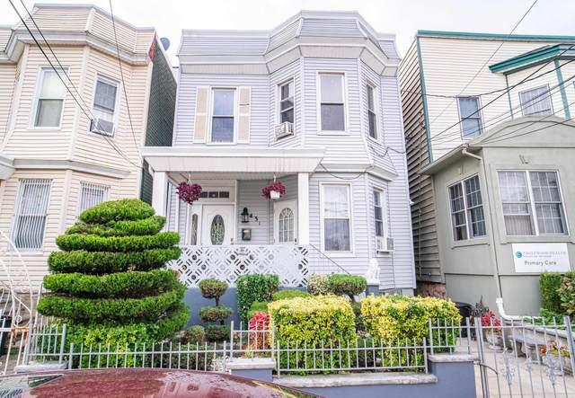 431 57TH ST, West New York, NJ 07903 (MLS #210022186) :: Hudson Dwellings