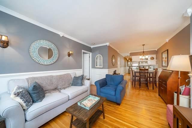 1314 Hudson St #3, Hoboken, NJ 07030 (MLS #210022195) :: The Danielle Fleming Real Estate Team