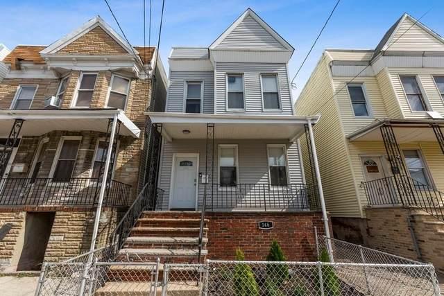 146 Bayview Ave, Jc, Greenville, NJ 07305 (MLS #210022206) :: The Danielle Fleming Real Estate Team