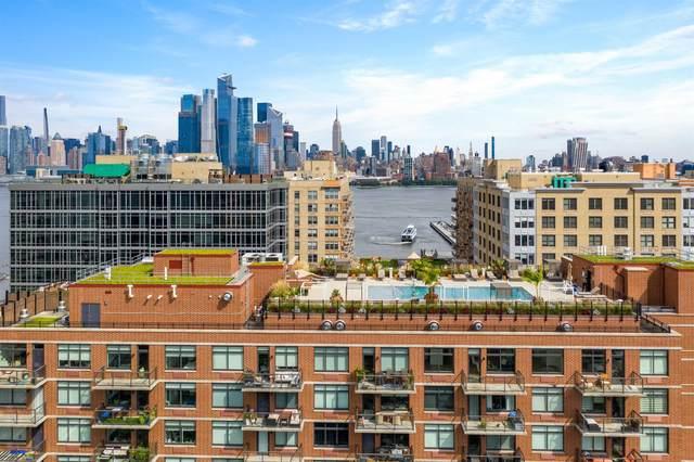 1400 Hudson St #830, Hoboken, NJ 07030 (MLS #210022208) :: Hudson Dwellings