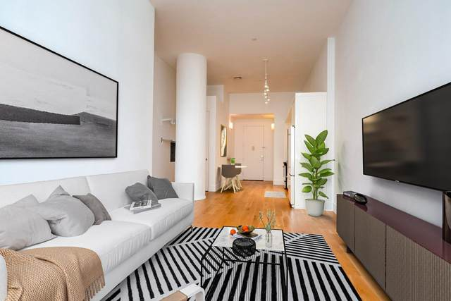 50 Dey St #551, Jc, Journal Square, NJ 07306 (MLS #210022327) :: Hudson Dwellings