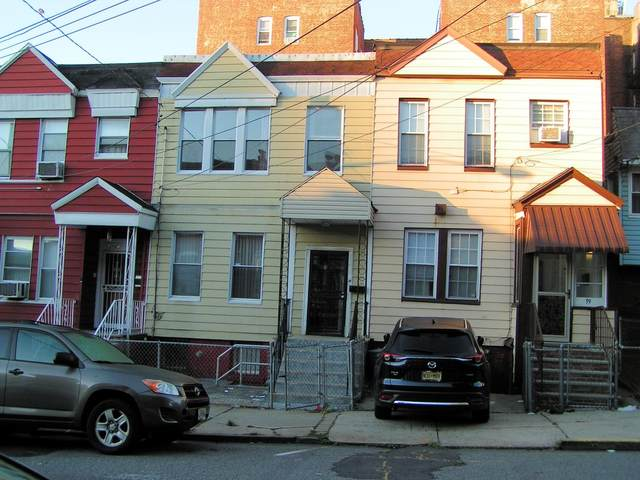 97 Jewett Ave, Jc, Journal Square, NJ 07304 (MLS #210022344) :: The Sikora Group