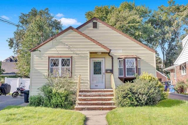 528 Forest Ave, Lyndhurst, NJ 07071 (MLS #210022383) :: RE/MAX Select