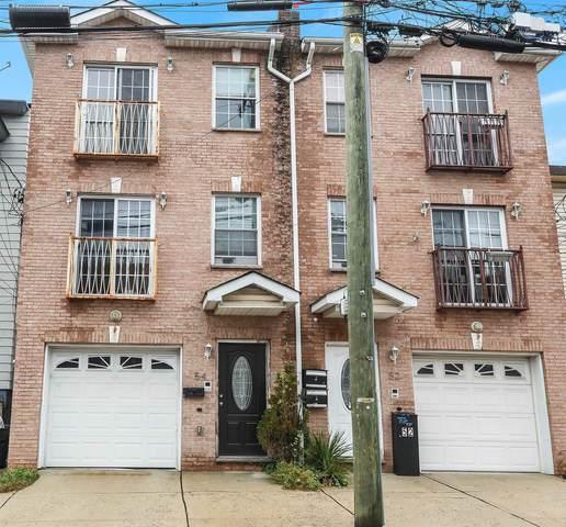 54 Wallis Ave, Jc, Journal Square, NJ 07306 (MLS #210022853) :: The Danielle Fleming Real Estate Team