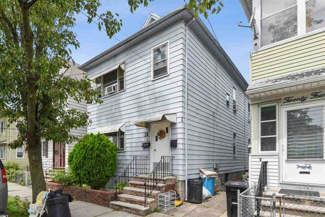 28 Russell St, Clifton, NJ 07011 (MLS #210023033) :: Trompeter Real Estate