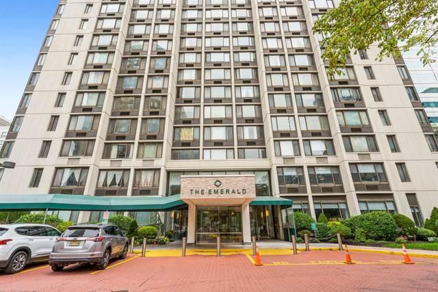 45 River Dr South #1203, Jc, Downtown, NJ 07310 (MLS #210023217) :: Hudson Dwellings