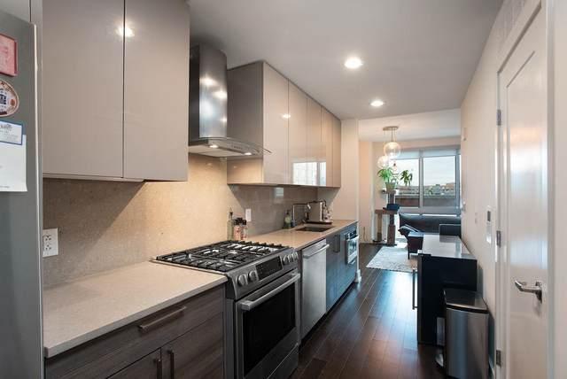201 Luis M Marin Blvd #6140, Jc, Downtown, NJ 07302 (MLS #210023237) :: Hudson Dwellings