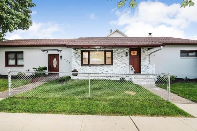 420 Union Ave, Wood-Ridge, NJ 07075 (MLS #210023338) :: Trompeter Real Estate