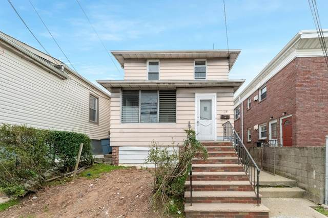 128 Bergen Ave, Kearny, NJ 07032 (MLS #210023389) :: Team Braconi | Christie's International Real Estate | Northern New Jersey
