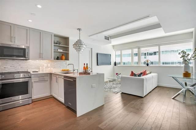 800 Avenue At Port Imperial #0508, Weehawken, NJ 07086 (MLS #210023397) :: Trompeter Real Estate