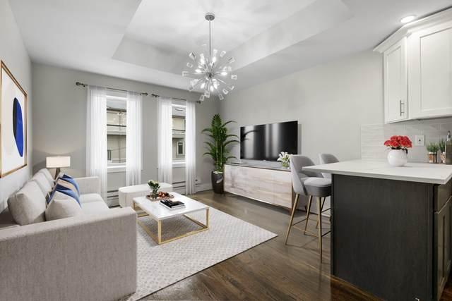 9 Grand St 2A, Weehawken, NJ 07086 (MLS #210023464) :: The Danielle Fleming Real Estate Team