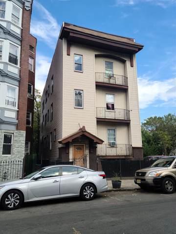 90-94 Eaton Pl, East Orange, NJ 07017 (MLS #210023474) :: Trompeter Real Estate