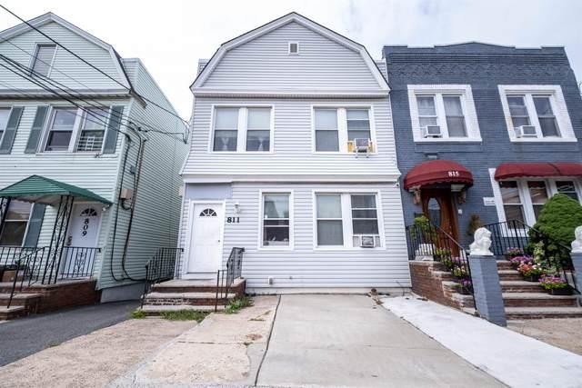 811 Grand Ave, North Bergen, NJ 07047 (MLS #210023571) :: Trompeter Real Estate