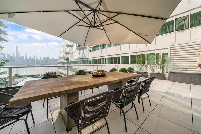 800 Avenue At Port Imperial #511, Weehawken, NJ 07086 (MLS #210023590) :: Trompeter Real Estate
