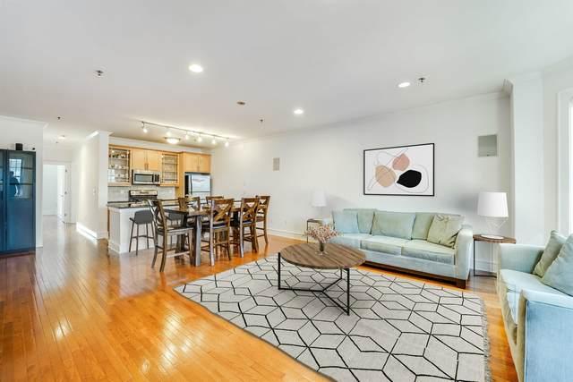 904 Jefferson St 6K, Hoboken, NJ 07030 (MLS #210023627) :: The Danielle Fleming Real Estate Team