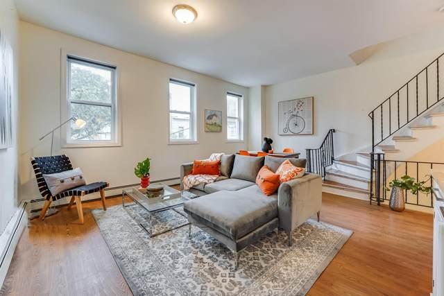 107 Madison St, Hoboken, NJ 07030 (MLS #210023633) :: The Danielle Fleming Real Estate Team
