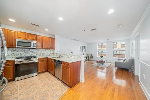812 Grand St #313, Hoboken, NJ 07030 (MLS #210023639) :: Trompeter Real Estate