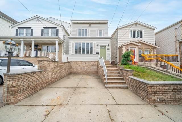 25 West 53Rd St, Bayonne, NJ 07002 (MLS #210023645) :: Trompeter Real Estate