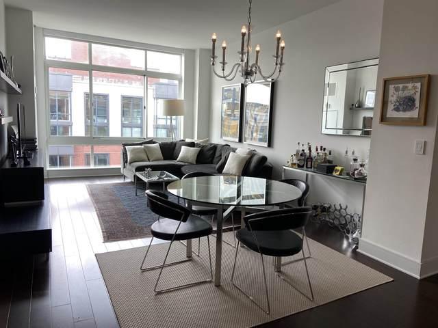 1100 Maxwell Lane #1203, Hoboken, NJ 07030 (MLS #210023651) :: Trompeter Real Estate
