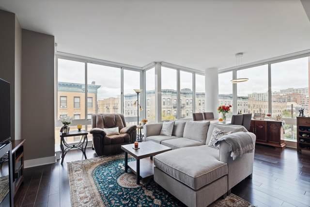 1100 Maxwell Lane #533, Hoboken, NJ 07030 (MLS #210023662) :: Trompeter Real Estate