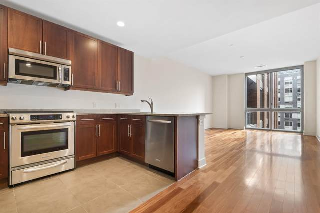 201 Luis M Marin Blvd #815, Jc, Downtown, NJ 07302 (MLS #210023663) :: The Danielle Fleming Real Estate Team