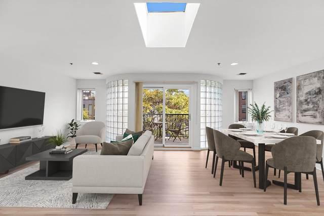 321 Adams St #8, Hoboken, NJ 07030 (MLS #210023670) :: Trompeter Real Estate