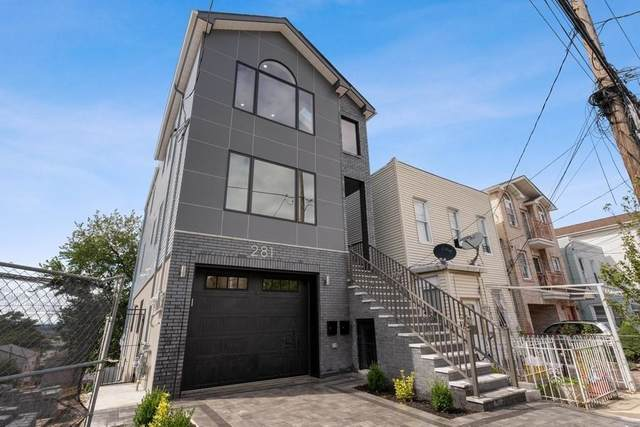 281 Columbia Ave #1, Jc, Heights, NJ 07307 (MLS #210023675) :: The Danielle Fleming Real Estate Team