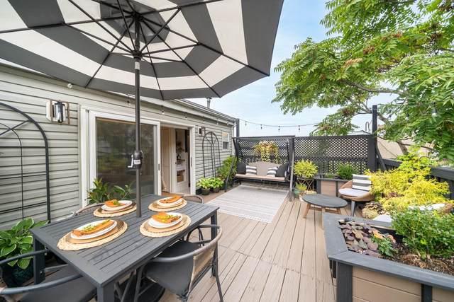 54 47TH ST #3, Weehawken, NJ 07086 (MLS #210023677) :: The Danielle Fleming Real Estate Team