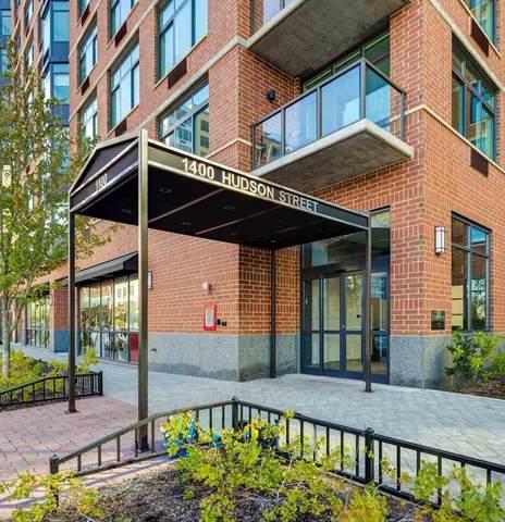 1400 Hudson St #929, Hoboken, NJ 07030 (MLS #210023683) :: Trompeter Real Estate