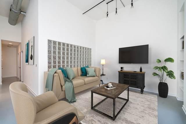 689 Luis M Marin Blvd #806, Jc, Downtown, NJ 07310 (MLS #210023713) :: The Danielle Fleming Real Estate Team