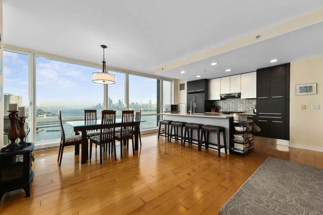 2 2ND ST #2401, Jc, Downtown, NJ 07302 (MLS #210023743) :: The Danielle Fleming Real Estate Team