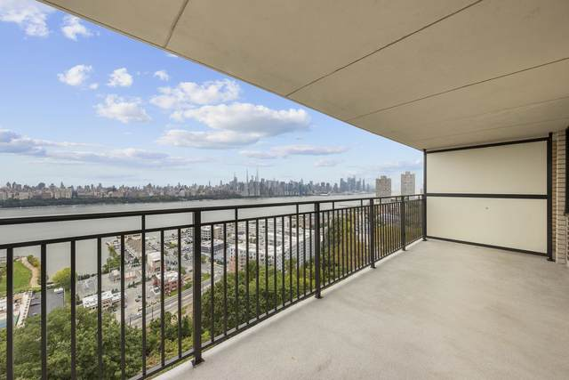 7855 Blvd East 15C, North Bergen, NJ 07047 (MLS #210023752) :: The Danielle Fleming Real Estate Team