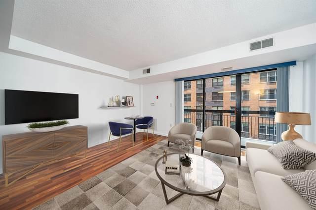 700 1ST ST 4U, Hoboken, NJ 07030 (MLS #210023768) :: Kiliszek Real Estate Experts