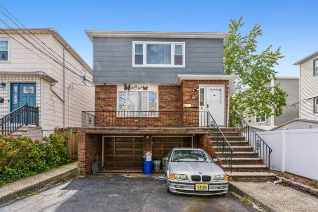 44 West 24Th St, Bayonne, NJ 07002 (MLS #210023827) :: The Danielle Fleming Real Estate Team