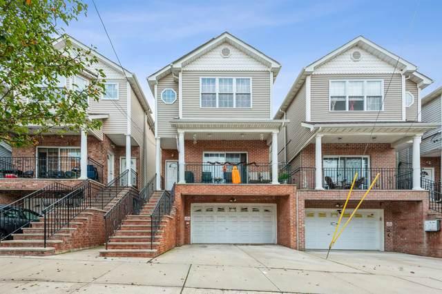 178 West 54Th St, Bayonne, NJ 07002 (MLS #210023828) :: The Danielle Fleming Real Estate Team