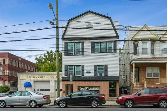 625 Kennedy Blvd, Bayonne, NJ 07002 (MLS #210023830) :: The Danielle Fleming Real Estate Team