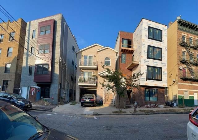 38 Vroom St, Jc, Journal Square, NJ 07306 (MLS #210023881) :: The Danielle Fleming Real Estate Team