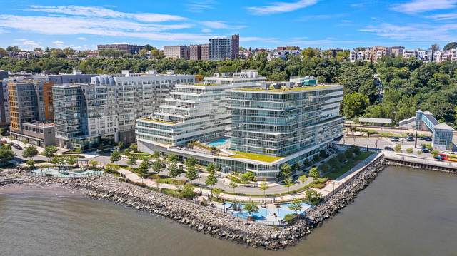 800 Avenue At Port Imperial #310, Weehawken, NJ 07086 (MLS #210023890) :: The Danielle Fleming Real Estate Team