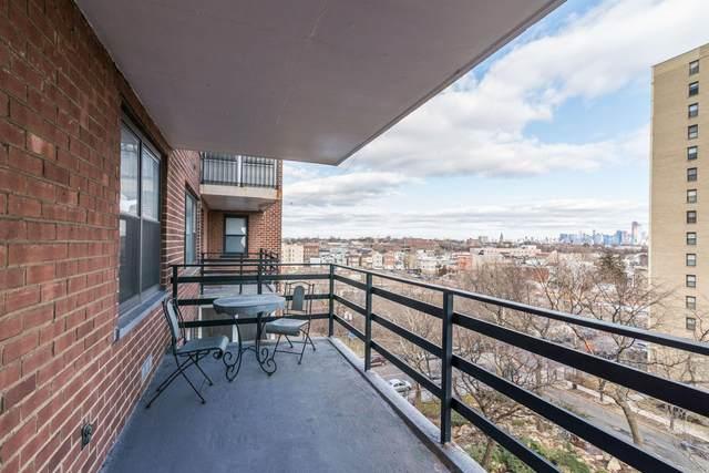 225 St Pauls Ave 8H, Jc, Journal Square, NJ 07306 (MLS #210023909) :: The Danielle Fleming Real Estate Team