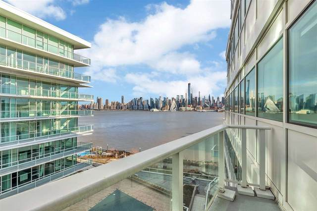 800 Avenue At Port Imperial #616, Weehawken, NJ 07086 (MLS #210023911) :: The Danielle Fleming Real Estate Team