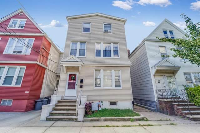 34 Washington Parkway, Bayonne, NJ 07002 (MLS #210023957) :: The Danielle Fleming Real Estate Team