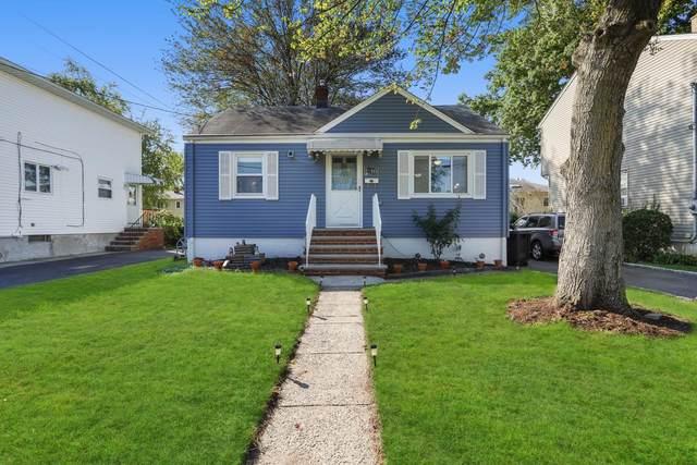111 Niehaus Ave, Little Ferry, NJ 07643 (MLS #210023978) :: The Danielle Fleming Real Estate Team